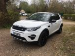 LAND ROVER DISCOVERY SPORT SD4 HSE LUXURY - 1056 - 5