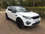 LAND ROVER DISCOVERY SPORT SD4 HSE LUXURY - 1056 - 1